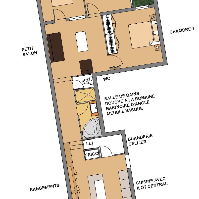 Bureau – Appartement